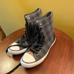 Wool Winter Converse 8.5